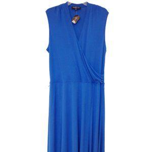"JNY Collection ""Ipanema"" Cross Front Dress NWT- 2X"